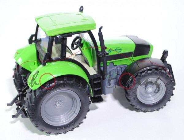 Deutz Agrotron 210, gelbgrün/grau, L17P