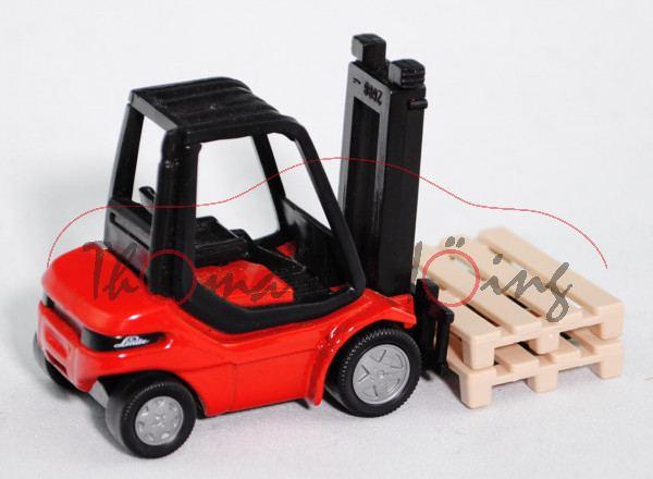 00003 Linde-Gabelstapler H30D mit Gabelzinkenlänge 1500 mm (Baureihe 351-01 mit Dieselmotor, Mod. 85