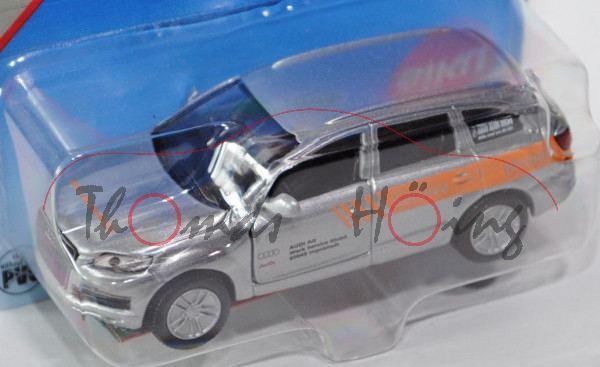 00404 Audi Q7 4.2 FSI quattro (Typ 4L, Mod. 2006-2009), weißaluminiummet., AUDI AG / Werk Service