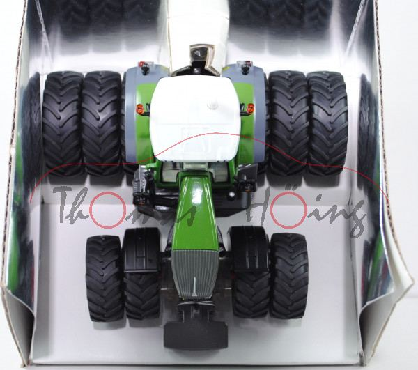 00403 Fendt 936 Vario Traktor (Modell 2006-2010) mit Drillingsbereifung hinten und Zwillingsbereifun