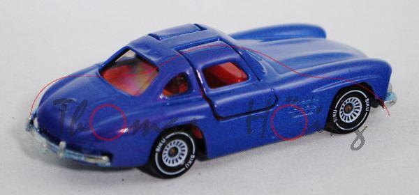 00001 Mercedes-Benz 300 SL (Baureihe W 198, Baumuster 198.040, Modell 1954-1957), hell-violettblaume