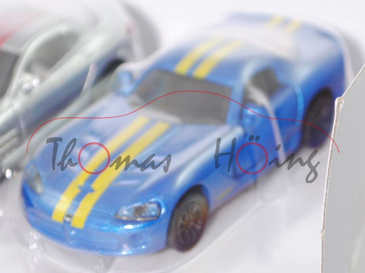 Bugatti Veyron Siku 6323 Geschenkset Sportwagen Dodge Viper MB SLR McLaren