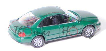 Audi A4 (Typ B5), Modell 1994-2000, kieferngrün, Rietze, 1:87, mb