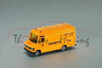 03800 Mercedes-Benz 809 D (Typ T 2 neu, Baumuster: 670) ÖAMTC-Servicewagen, Modell 1986-1996