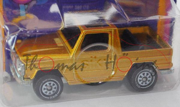 00000 Mercedes-Benz 280 GE Cabrio (W 460, Baumuster 460.243 (offener Wagen), Mod. 80-90), hell-honig