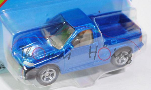 00003 SIKU RANGER (vgl. Ford F-150 TRITON Regular Cab, 11. Generation, Modell 2004-2008), verkehrsbl