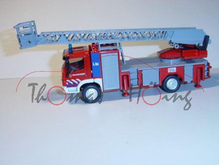 00300 Mercedes Feuerwehrdrehleiter, rot/weiß, BRANDWEER 1-1-2, L17, NL