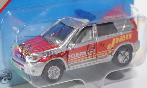00000 Toyota RAV4 2.2 D-CAT 4x4 (3. Generation, Typ CA30W) Feuerwehr-Geländewagen, Modell 2006-2009,