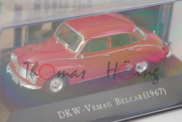 BR90Carros-DKW-Vemag-Belcar-67-hell-braunrot-De-Agostini-143-PC-Box2