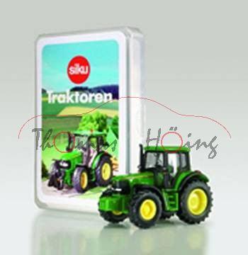 Quartett mit Traktor, limitierte Auflage