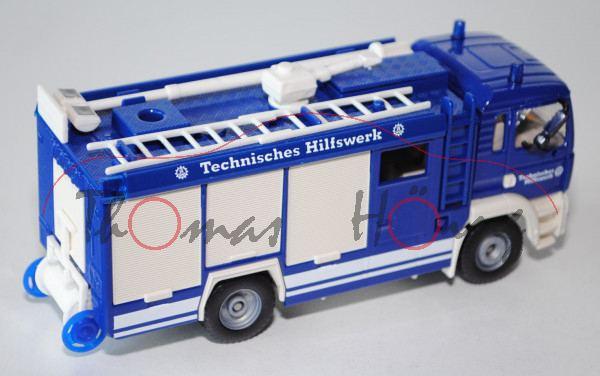 Hilfeleistungslöschfahrzeug HLF MAN TGA 18.460 M Feuerwehr (Aufbau: Rosenbauer, ES Euro System), ult
