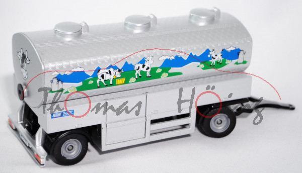 Siku Farmer 1:50 Anhänger Für Milchsammelwagen Baufahrzeuge & Traktoren Spielzeug