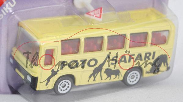 00002 Mercedes-Benz O 303 9 KHP-A Kombi-Ausflugs-Omnibus (Reisebus mit 9 Sitzreihen, Modell 1988-199