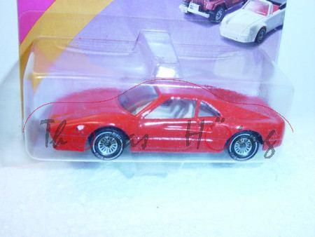 00000 Ferrari 288 GTO, Modell 1984-1985, verkehrsrot, B4, P23