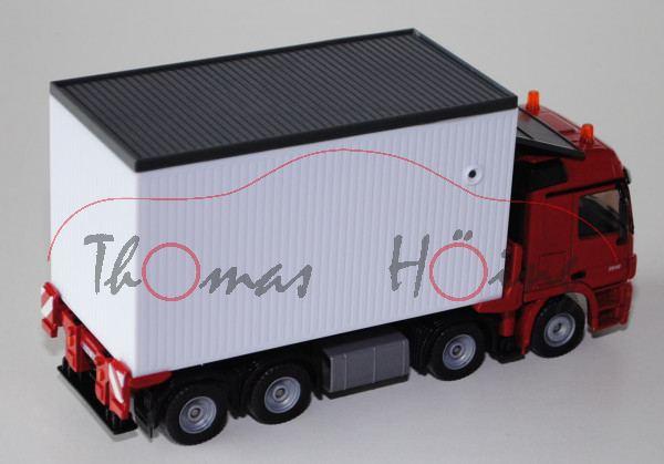 00000 Mercedes-Benz Actros L 2648 (1. Gen., 2. Facelift, MP3, Modell 2008-2011) Garagentransporter
