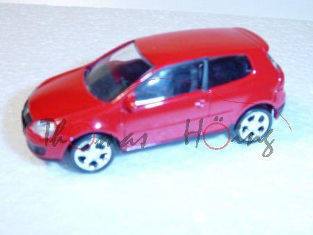 VW Golf GTI, rot, 1:50, Norev SHOWROOM, mb