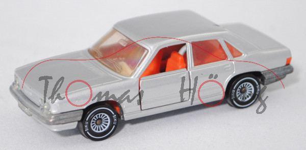 00001 Audi 200 5T (1. Gen., C2, Typ 43, Modell 1980-1982), silbergraumet. (diamantsilber met.), m-