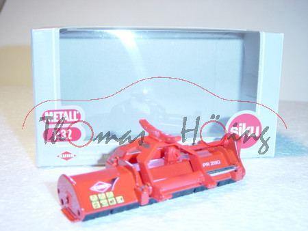 Mulchgerät Kuhn BPR 280, rot, KUHN BPR 280, mit Druck der Gefahrensymbole, Werbeschachtel