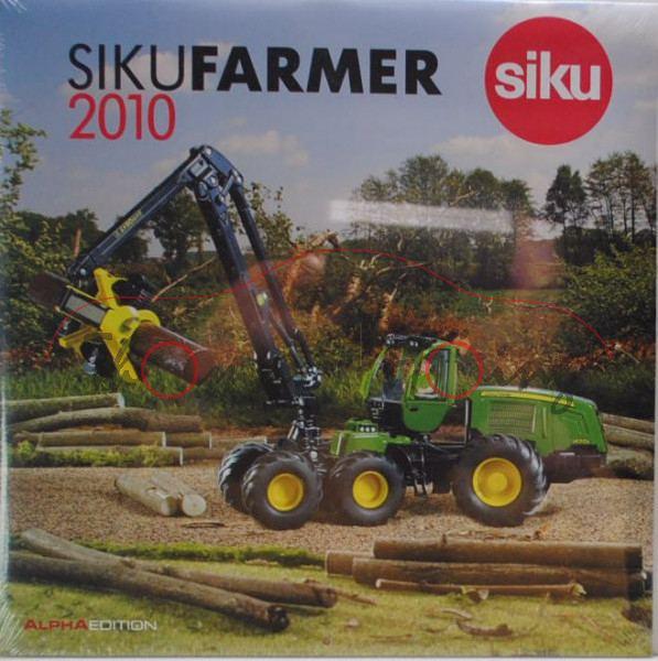 Siku-Kalender 2010