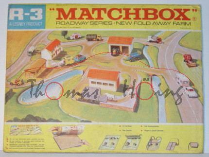 New Fold Away Farm, Matchbox Roadway Series, mb