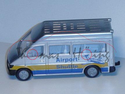 00001 Mercedes-Benz Sprinter (T1N, Baureihe W 901) 212 D / 312 D / 412 D Schulbus, Modell 1995-2000,