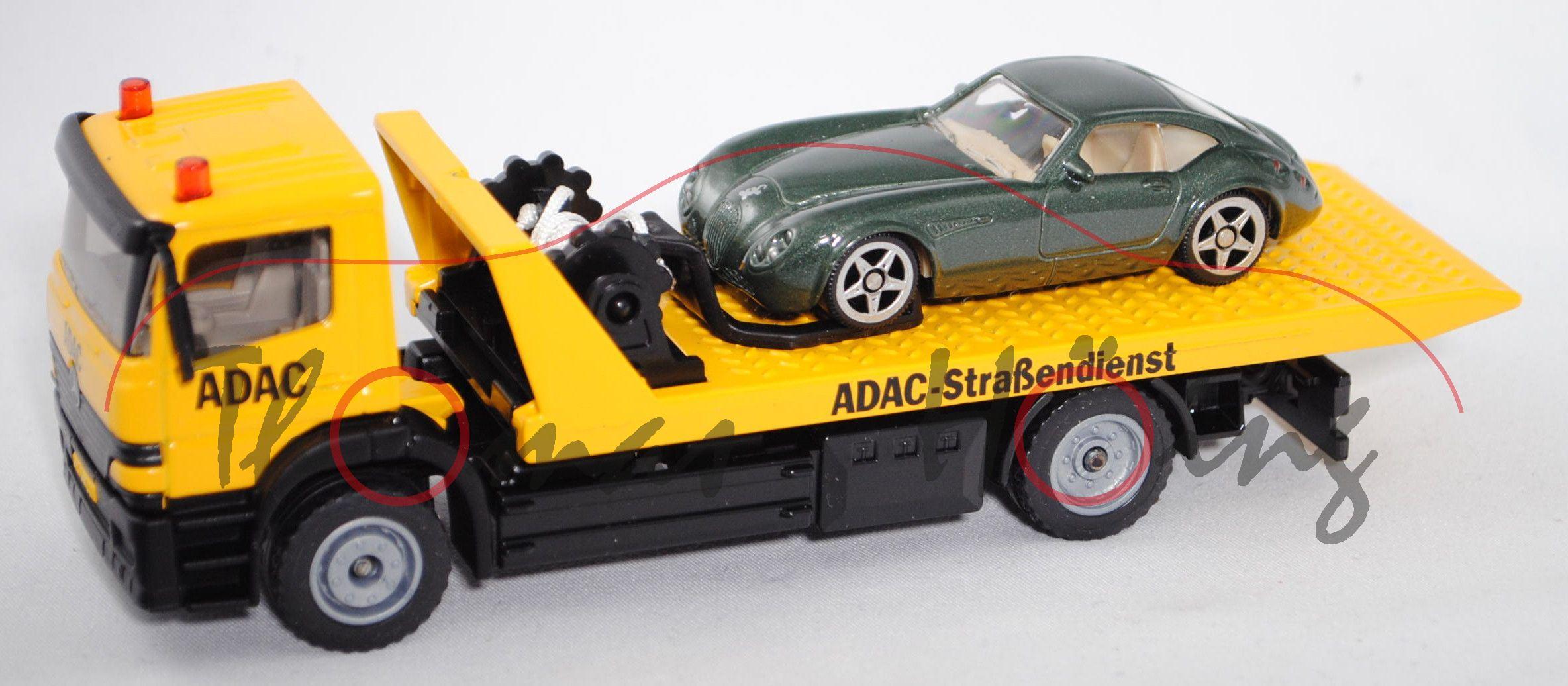 Mercedes Benz Atego 1528 Mod 98 04 Abschleppwagen mit