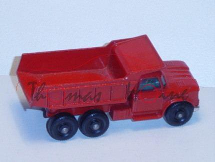 Dodge Dumper Truck, feuerrot, Mulde kippbar, Matchbox Series