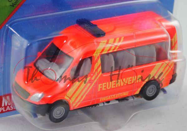 00004 Mercedes-Benz Sprinter II (NCV 3, W 906, Mod. 2006-2013) Kleinbus Einsatzleitung, hell-leuchtr