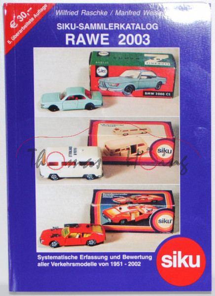 RAWE-Katalog 2003, Systematische Erfassung und Bewertung aller Verkehrsmodelle von 1951 - 2002, 546