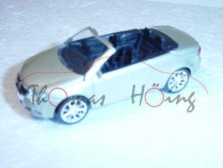 VW Eos (Typ 1F, Modell 2006-2011), champagnermetallic, ca. 1:58, Norev SHOWROOM, mb