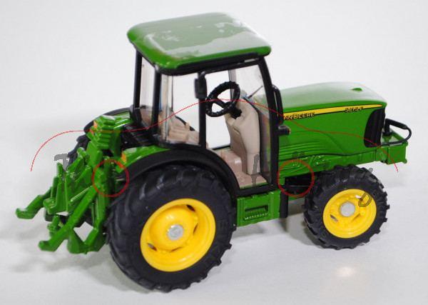 John Deere 5615 F, smaragdgrün/zinkgelb, L17mK