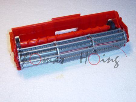Mähwerk für Massey Ferguson Mähdrescher Nr. 4251, rot/silber