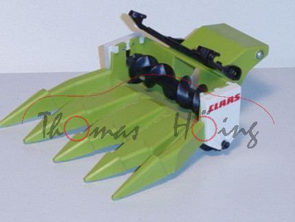 Claas Maishäcksler für 3855, claasgrün/weiß, CLAAS