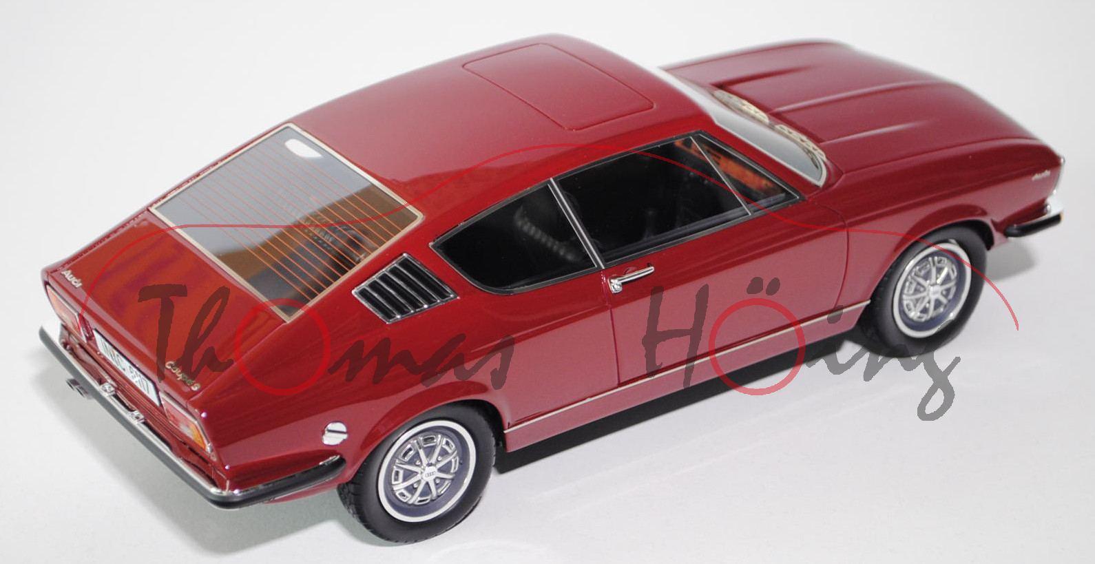 Audi 100 Coupé S (C1, Typ 105), Modell 1970-1976, Baujahr ...