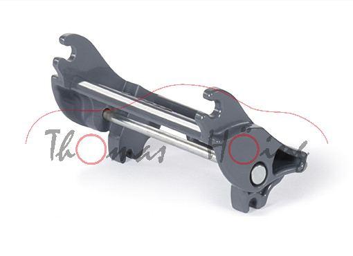 Adapter für frontlader zubehör grau passend für und