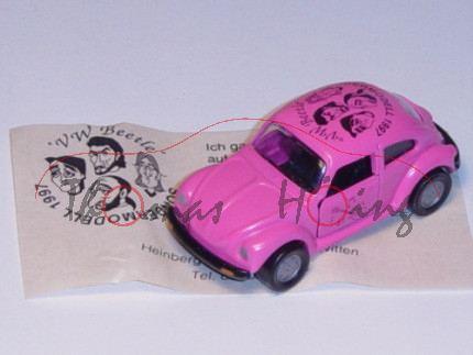 VW Käfer 1303 LS, Modell 1975, erikaviolett, Radkasten offen, VW Beetle / SONDERMODELL 1997, mit Zer