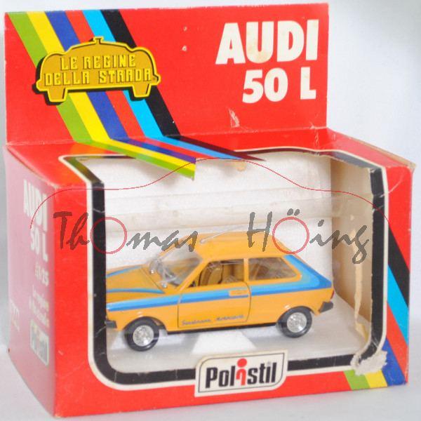 S646-audi-50-ls-hell-chromgelb-polistil-125-mb8