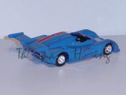 Alpine Renault 2L V6 A441, dunkel-himmelblau, elf / Nr. 4, solido, 1:43, mb