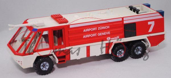 03900 CH Rosenbauer Simba 12000 6x6 Großflugfeldlöschfahrzeug, AIRPORT ZÜRICH / AIRPORT GENEVE