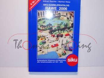 RAWE-Katalog 2006, ISBN 3-9802941-6-1