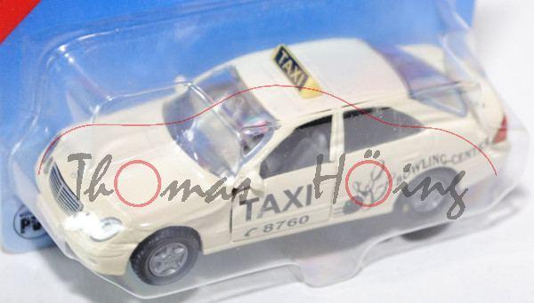 00000 Mercedes-Benz E 500 (Baureihe W 211, 1. Version, Modell 2003-2006) Taxi, hellelfenbein, innen