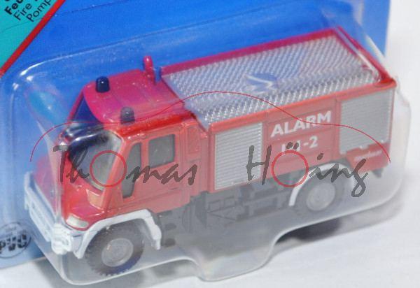 00800 Mercedes-Benz Unimog U 400 (Baureihe U 405, langes Fahrgestell, Modell 2001-2014) Feuerwehr Ta