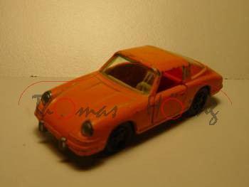 Porsche 911 Targa, Modell 1965-1973, orange, R9, m-