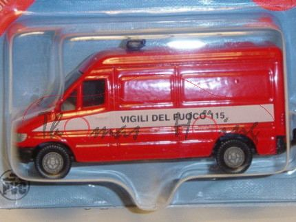 00501 Mercedes-Benz Sprinter (T1N, Baureihe W 901) Kastenwagen Krankenwagen, Modell 1995-2000, verke