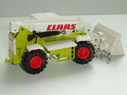 Claas Teleskoplader Ranger 911 T, claasgrün/cremeweiß, L15