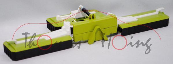 00001 Großflächenmäher, claasgrün/perlweiß/schwarz, CLAAS, für vorne, L15nm