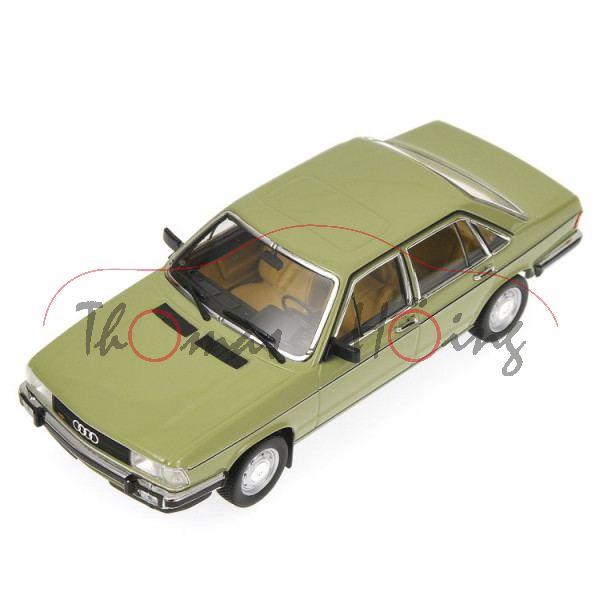 Audi 100 GL 5E (C2, Typ 43, Modell 1976-1982, Baujahr 1979 ...