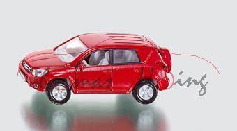 00000 Toyota RAV4 2.2 D-CAT 4x4 (3. Generation, Typ CA30W), Modell 2006-2009, rot, P28
