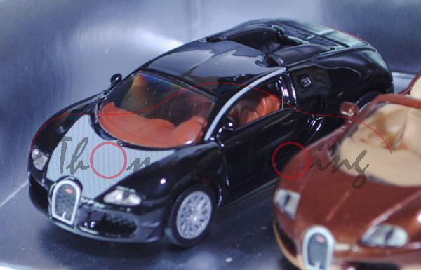 00702 bugatti-set 3: eb 16.4 veyron + eb 16.4 veyron grand sport