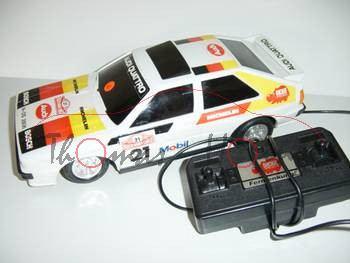 Audi Quattro, weiß, Monte Carlo 1982, Nr. 21, DICKIE, 1:18, mit Fernsteuerung